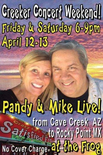 Pandy-Mike-19 Derby, Music, Art & Golf! Rocky Point Weekend Rundown!