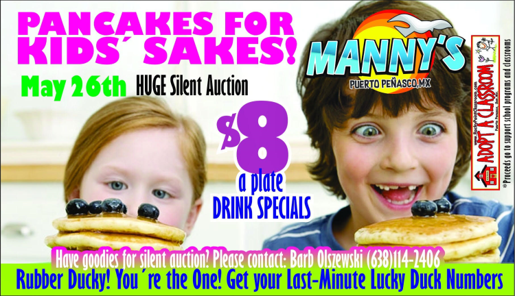 mannys-pancakes-1200x692 Memorable! Rocky Point Weekend Rundown!