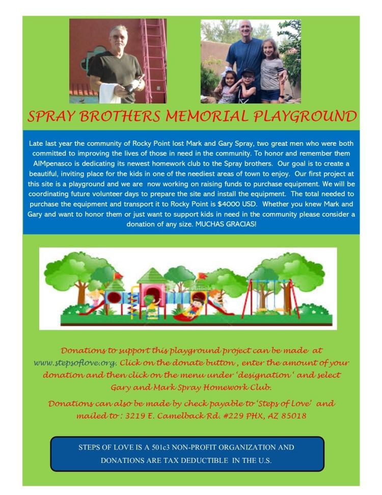 Spray-Brothers-Playgroun-Flyer-927x1200 ANNOUNCING: THE MARK AND GARY SPRAY HOMEWORK CLUB!