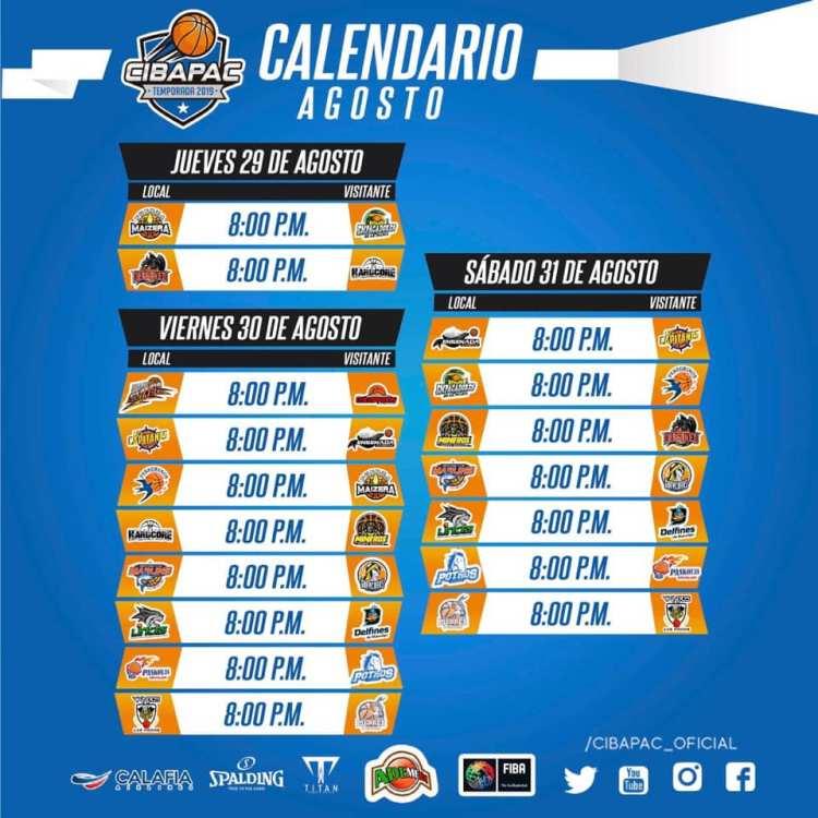 basketball-calendar-cibapac-2019 Pro Basketball in Puerto Peñasco - starting late August!