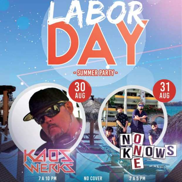 La-Cantina-LAbor-Day-Party-19 Labor Day 2019 Rocky Point Weekend Rundown!