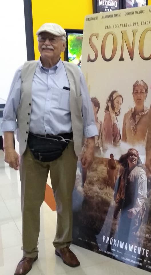 """Sonora-2019-film-Guillermo-Munro-2 Arropan a Guillermo Munro en su tierra; presentaron la película """"Sonora"""""""