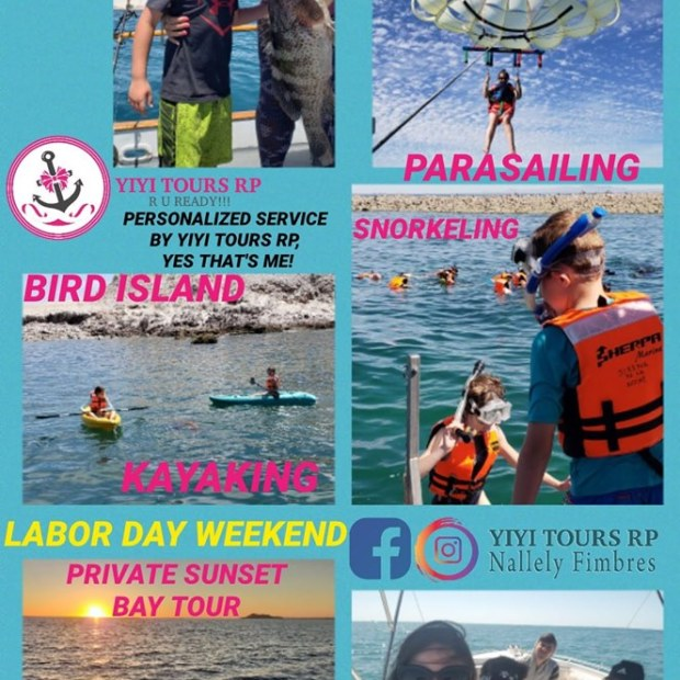 Yiyi-Federico Labor Day 2019 Rocky Point Weekend Rundown!