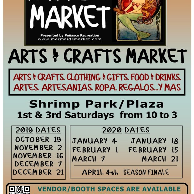 Mermaids-Market-19-20-Schedule December, on! Rocky Point Weekend Rundown!