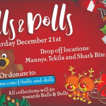 Balls-Dolls What Novem-brrr ? Rocky Point Weekend Rundown!