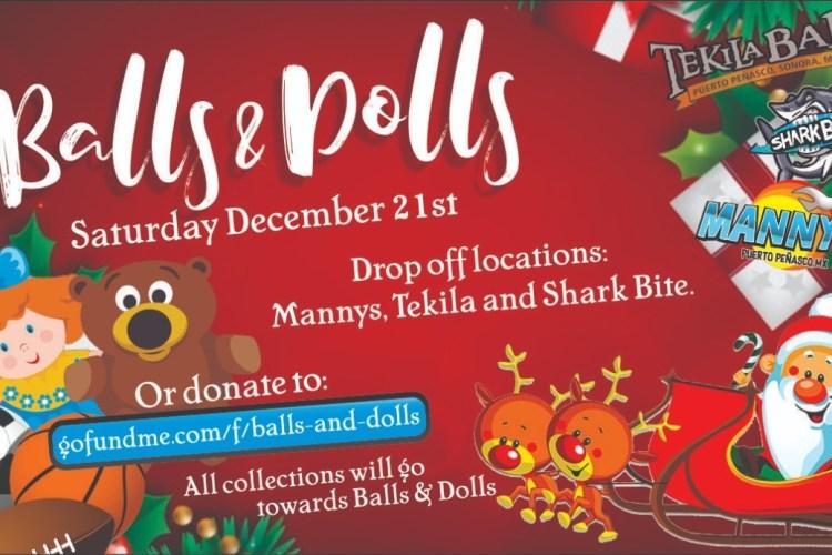 Balls-Dolls Winter is coming! Rocky Point Weekend Rundown