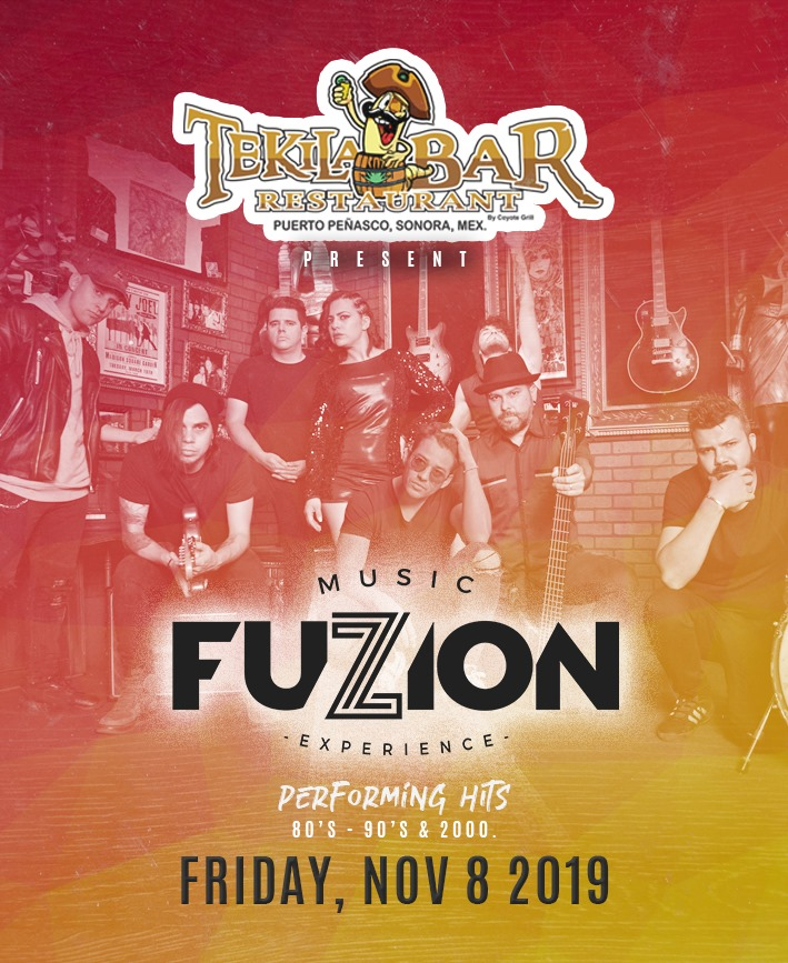 Fuzzion-Tekila-Nov-19 Fuzion Music Experience at Tekila Bar