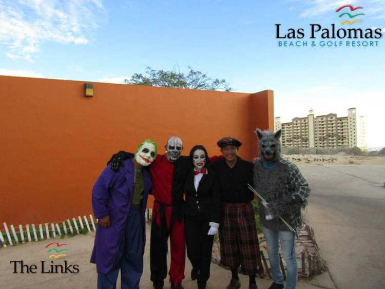 Las-Palomas-Halloween-Night-Golf-19 Eat your art out! Rocky Point Weekend Rundown!