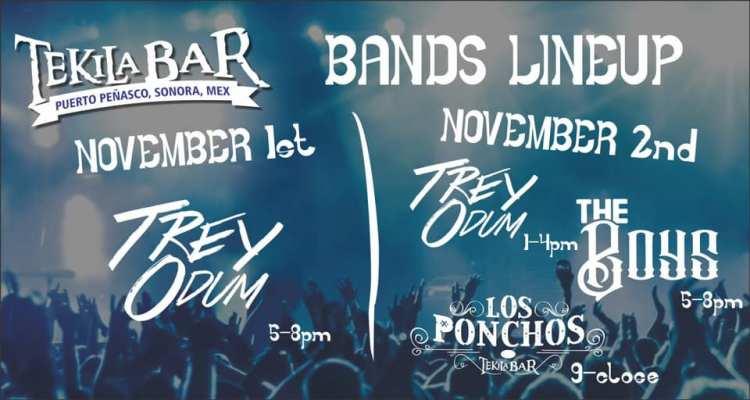 Tekila-Bar-November-1st-19 ¡Viva la Vida! Rocky Point Weekend Rundown!