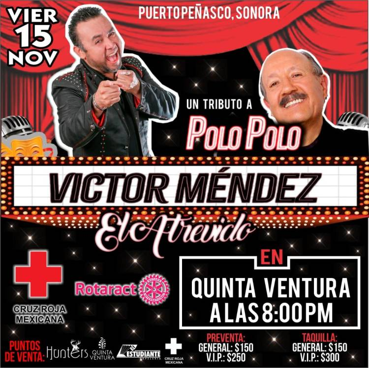 Victor-El-Atrevido-Mendez-tributo-a-Polo-Polo-19-1200x1196 ¡Viva la Vida! Rocky Point Weekend Rundown!