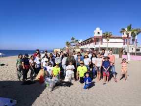 limpieza-oct-2019-clean-up-3 2019 International Coastal Clean-up in Puerto Peñasco surpasses goals