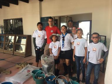 limpieza-oct-2019-clean-up-7 2019 International Coastal Clean-up in Puerto Peñasco surpasses goals