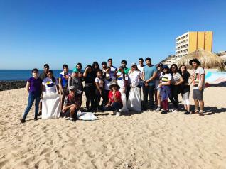 limpieza-oct-2019-clean-up-9 2019 International Coastal Clean-up in Puerto Peñasco surpasses goals