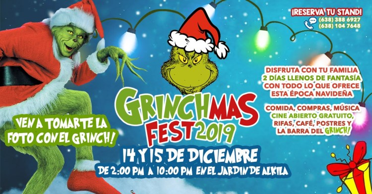 Grinchmas-Fest-19-1200x628 December, on! Rocky Point Weekend Rundown!