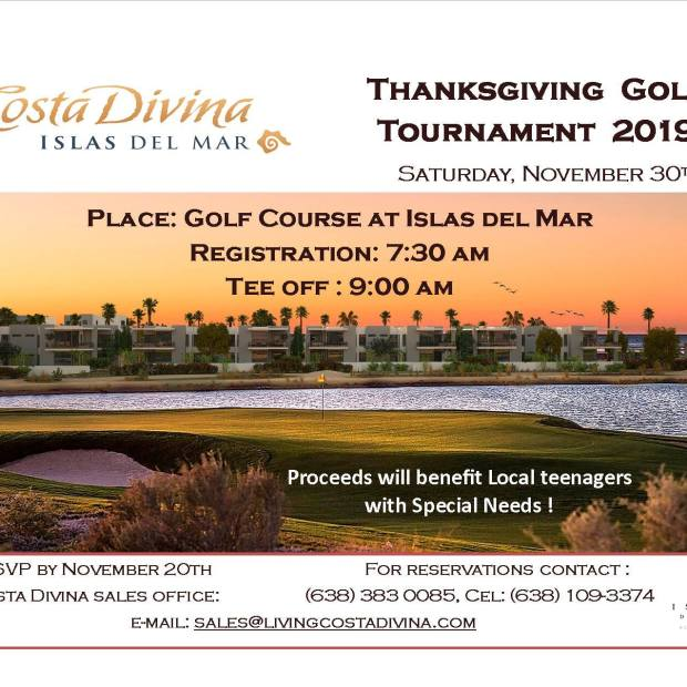 Islas-del-Mar-Thanksgiving-Golf-Tournament-19 Gobble Gobble! Rocky Point Weekend Rundown!