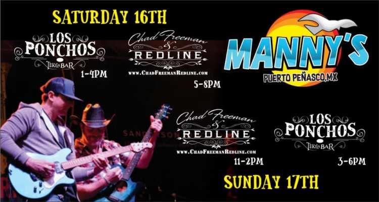Mannys-Music-Nov-19 Manny's Weekend Music Schedule