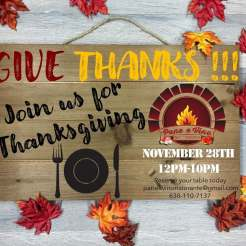 Pane-e-Vino-Thanksgiving-19 Turkey plans 2019?