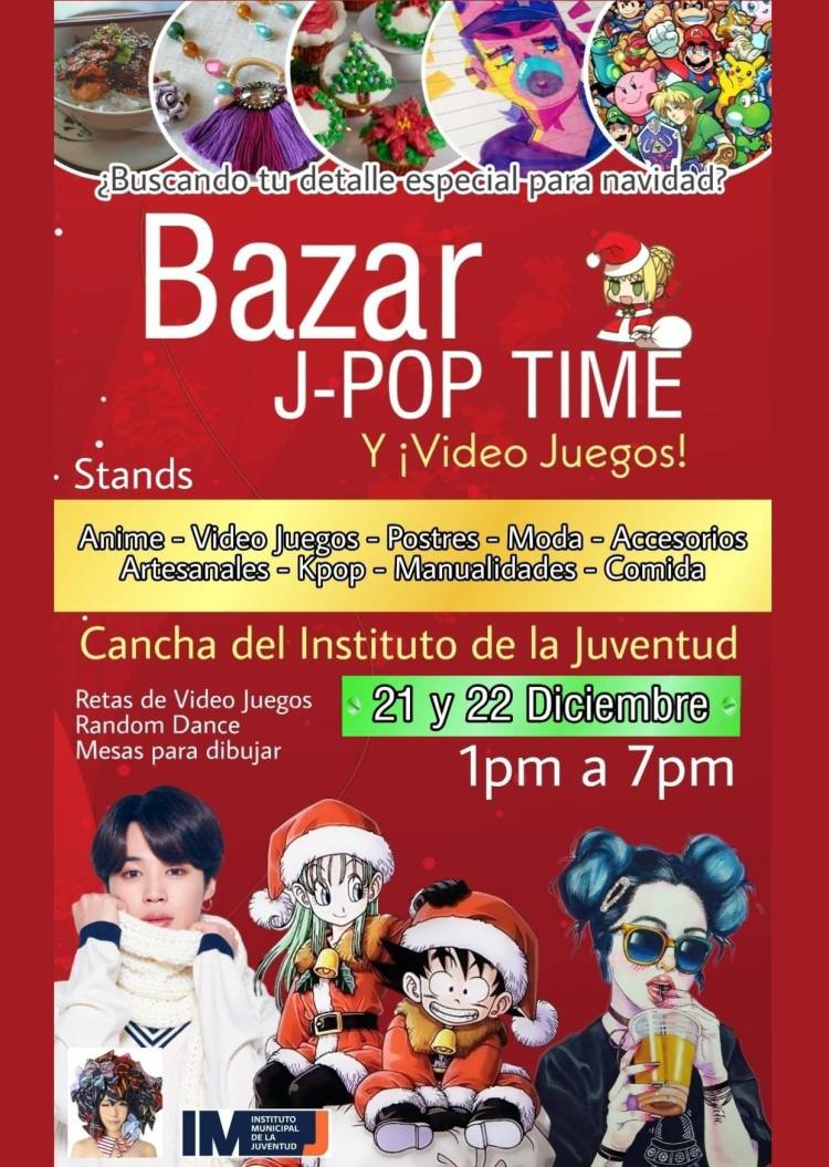 Bazar-J-Pop-Navideño-19-2-853x1200 Winter is coming! Rocky Point Weekend Rundown
