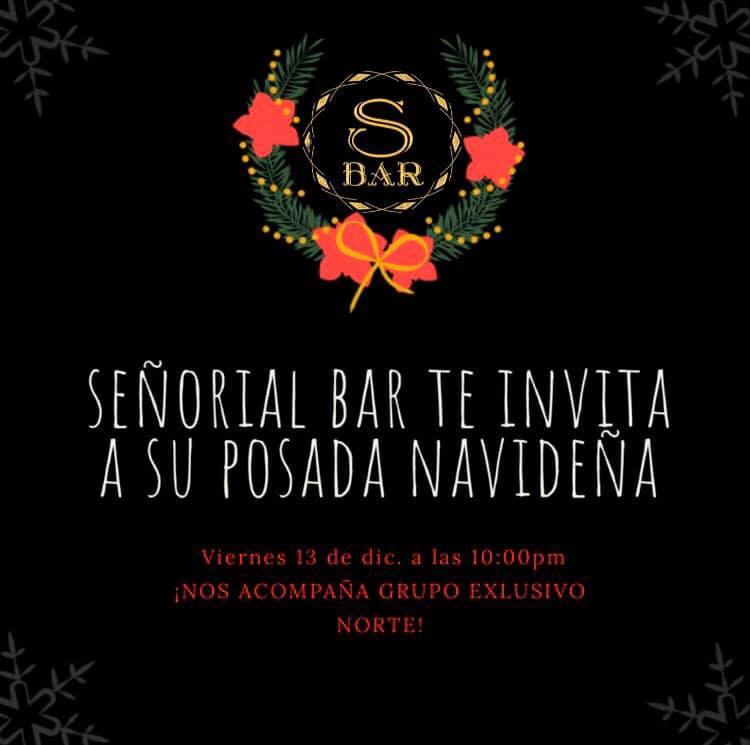 Señorial-Posada-Navideña-19 Señorial Bar Posada Navideña