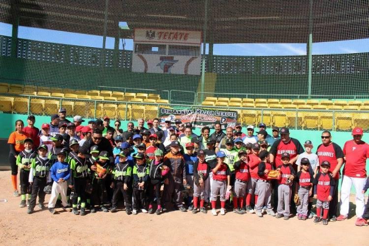 Youth-Sports-Foundation-Baseball-Clinic-20 YSF Annual Major League Baseball Clinic