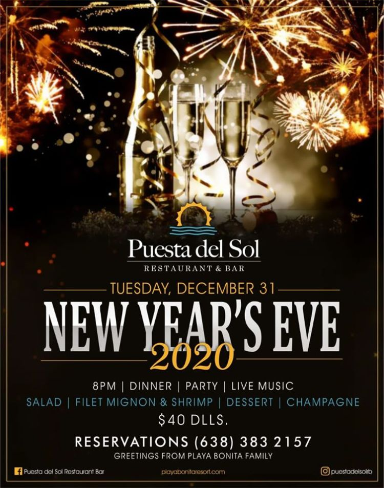 puesta-del-sol-NYE New Year's in Rocky Point!