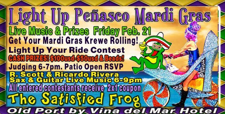 Light-up-Peñasco-Satisfied-Frog-Mardi-Gras-20 Light Up Peñasco Mardi Gras at Satisfied Frog