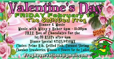 Satisfied-Frog-Valentines-Day-20 Bowl-ing  Rocky Point Weekend Rundown!