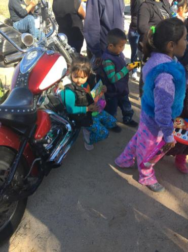 toy-run-bike Roar of motorcycles highlights 6th Annual Kings Day Toy Run