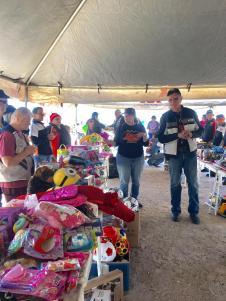 toy-run-oscar Roar of motorcycles highlights 6th Annual Kings Day Toy Run