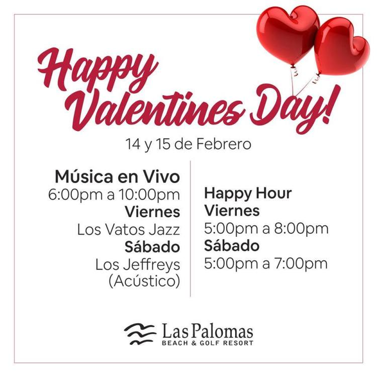 Citron-Valentines-Day-Happy-Hour-20 Valentine's Weekend Happy Hour at Las Palomas