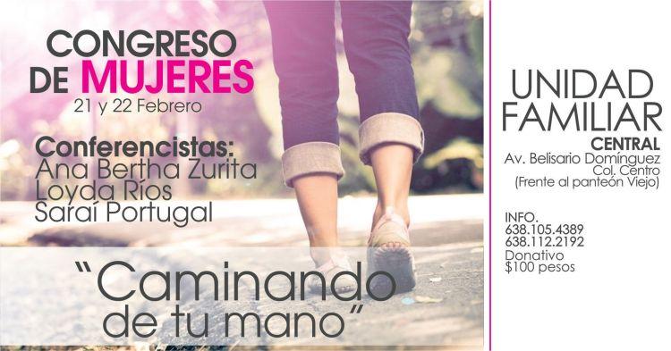 """Congreso-de-Mujeres-Caminando-de-tu-Mano-20 Congreso de Mujeres """"Caminando de tu Mano"""""""
