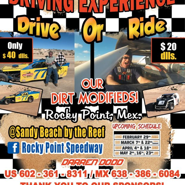 Ultimate-Driving-Experience-March-April-May-20-scaled Welcome, March! Rocky Point Weekend Rundown!