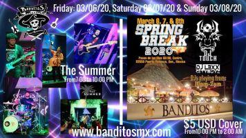 banditos-march-6-7 Spring Break RP2020