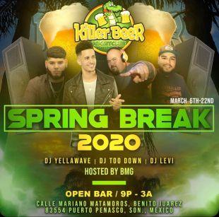 killer-beer Spring Break RP2020