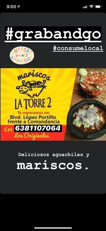 mariscos #ConsumeLocal #supportlocalbusiness