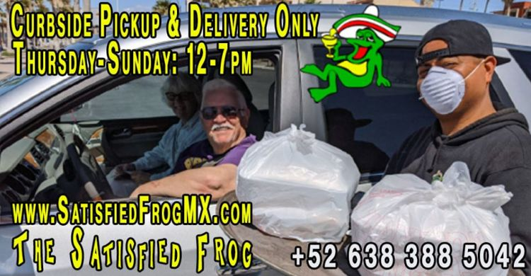 satisfied-frog-curbside #ConsumeLocal #supportlocalbusiness