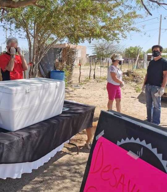 chef-mickey-distribution The (Food) Helpers in Puerto Peñasco Part 2 of ... Covid-19 Column