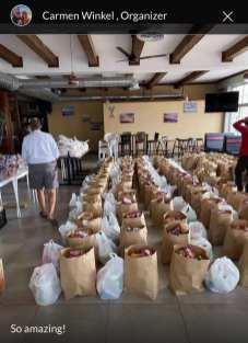 mannys-food-bags The (Food) Helpers in Puerto Peñasco Part 2 of ... Covid-19 Column