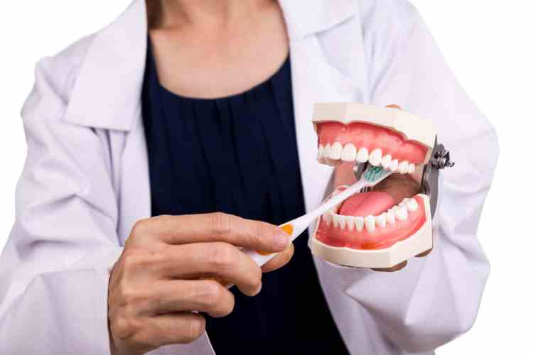 signs and symptoms of healthy and unhealthy gums