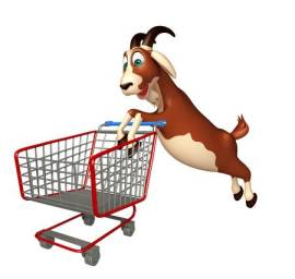 53170676-stock-illustration-3d-rendered-illustration-of-goat-cartoon-character-with-trolly