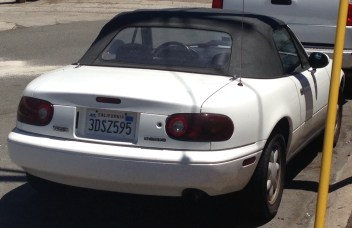 1990 MX-5 Mazda Miata