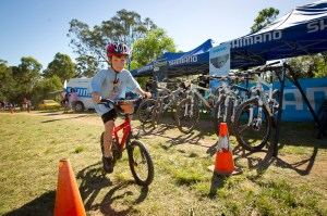Kids activities at the SHIMANO MTB GP!