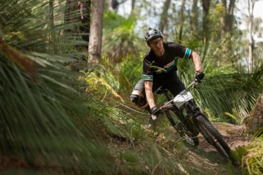 Dan McMunn - Elite Men's series leader. Photo: OuterImage.com.au