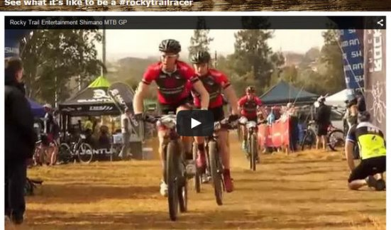 SHIMANO MTB GP Series video by Flow MTB.