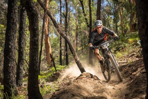 Michael Vanos takes over the Elite Men's series lead. Photo: OuterImage.com.au