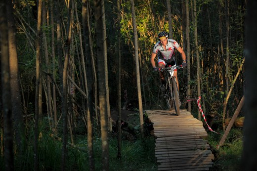 Cool features at Ourimbah. Photo: OuterImage.com.au
