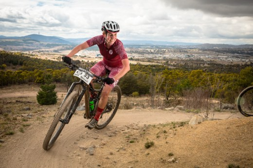 Rocky Trail's Shimano GP at Mt. Stromlo Forest Park near Canberra, 2015