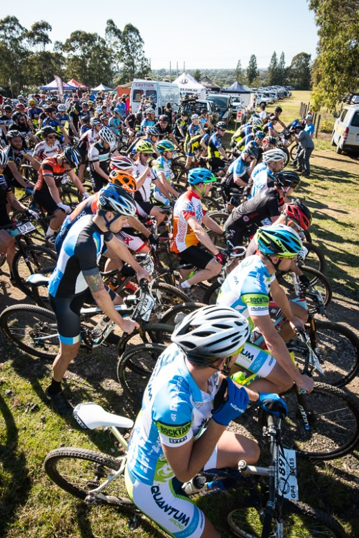 Fifth anniversary for the popular Mt Annan Enduro Trail. Photo: OuterImage.com.au