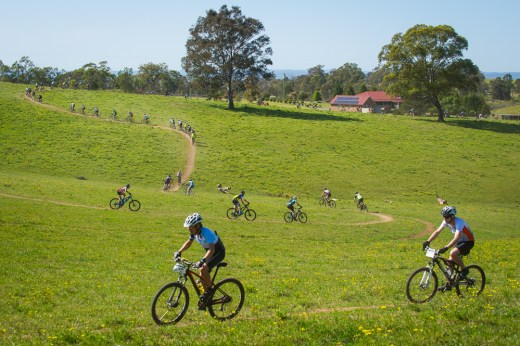 200 riders from all over NSW and the ACT competed at Picton.