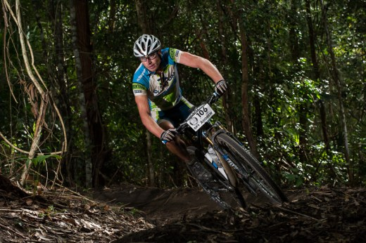 Rocky Trail Entertainment Shimano MTB GP round 2 held at Awaba MTB Park
